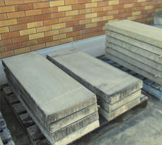 Conctete Slabs Pavers Garden Edging Stump Pads